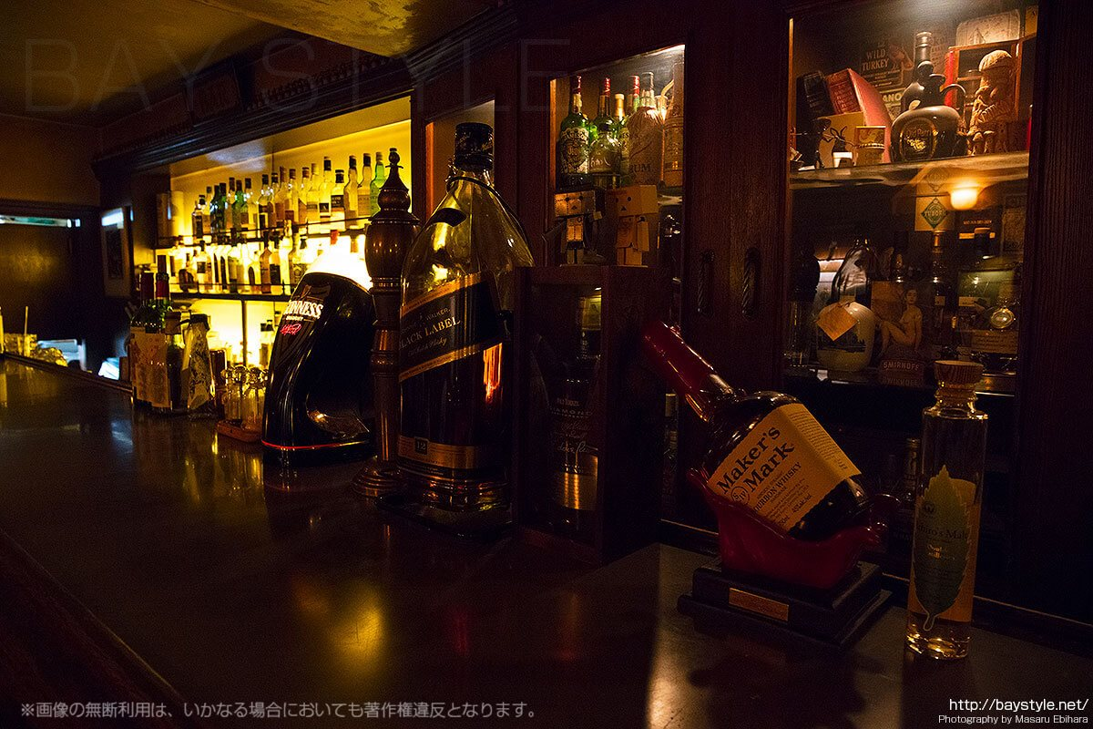 メロウクラブ (Bar Mellow Club)バーカウンター