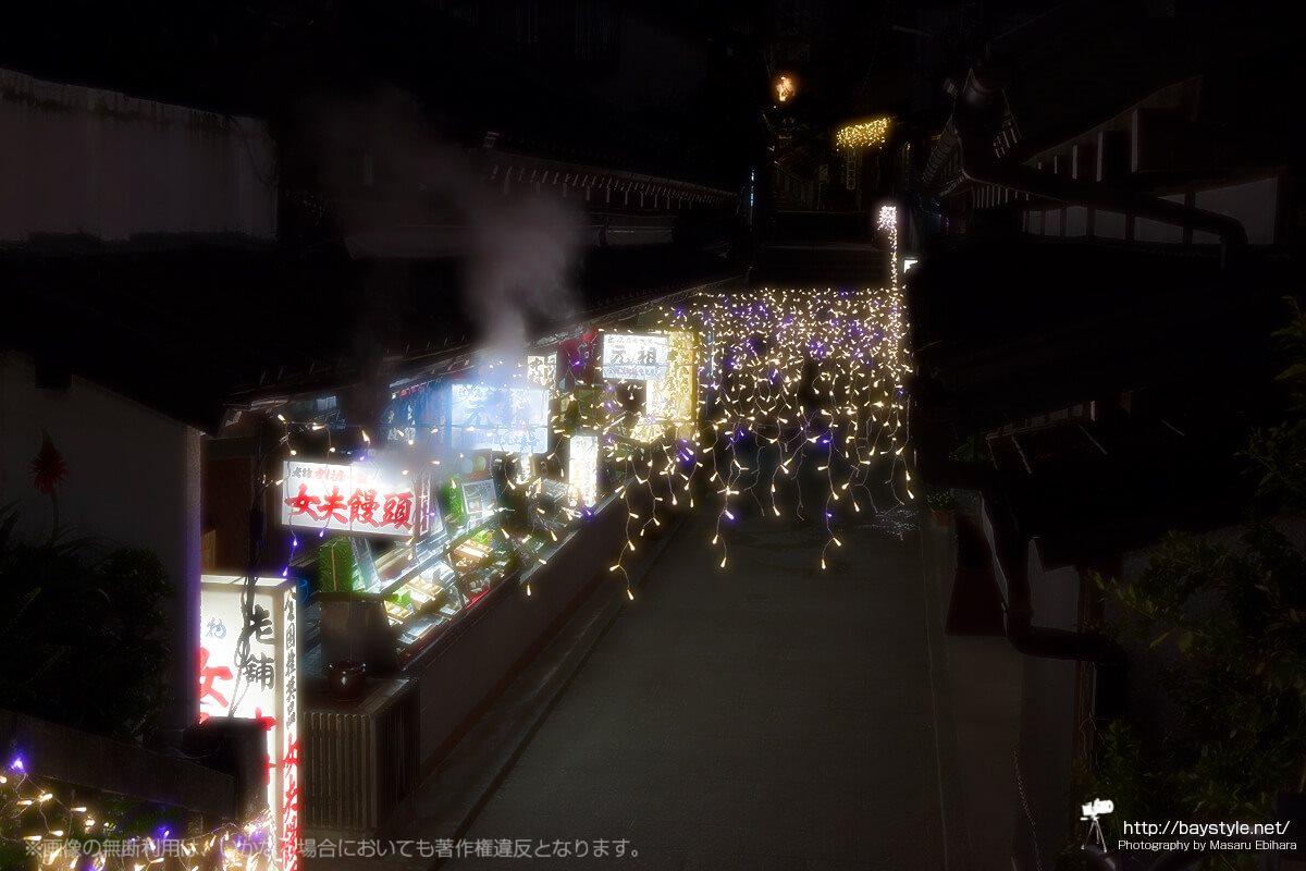 無料でも楽しめる江ノ島のイルミネーション