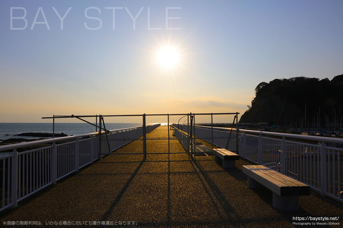 鳥江ノ島が閉鎖