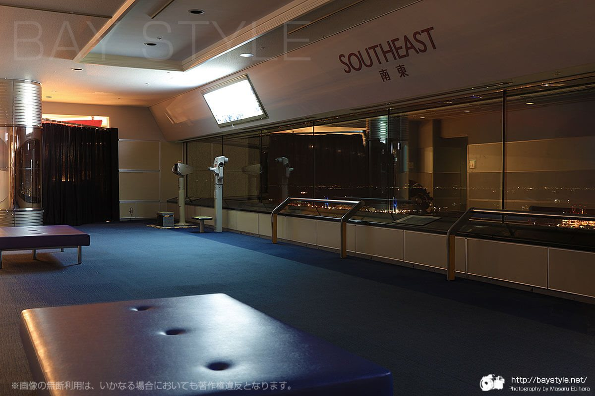 スカイガーデンの内部の写真