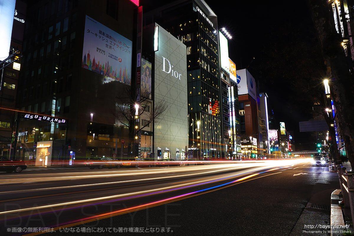 銀座Dior
