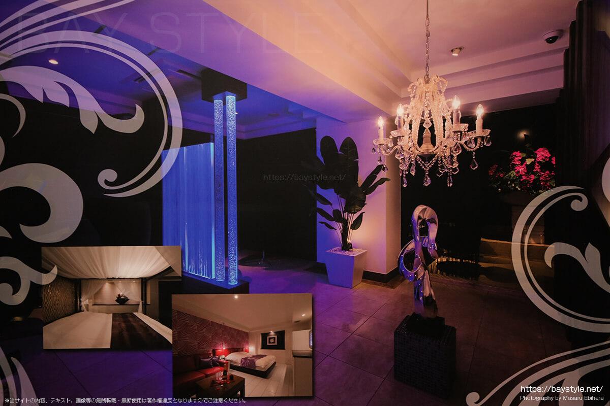 ホテルサンマリンの部屋