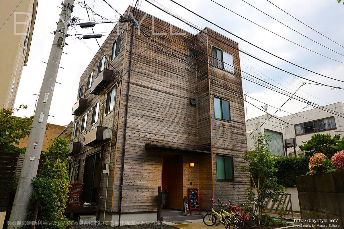 プラージュ由比ガ浜はペットとの宿泊ができる鎌倉のホテル