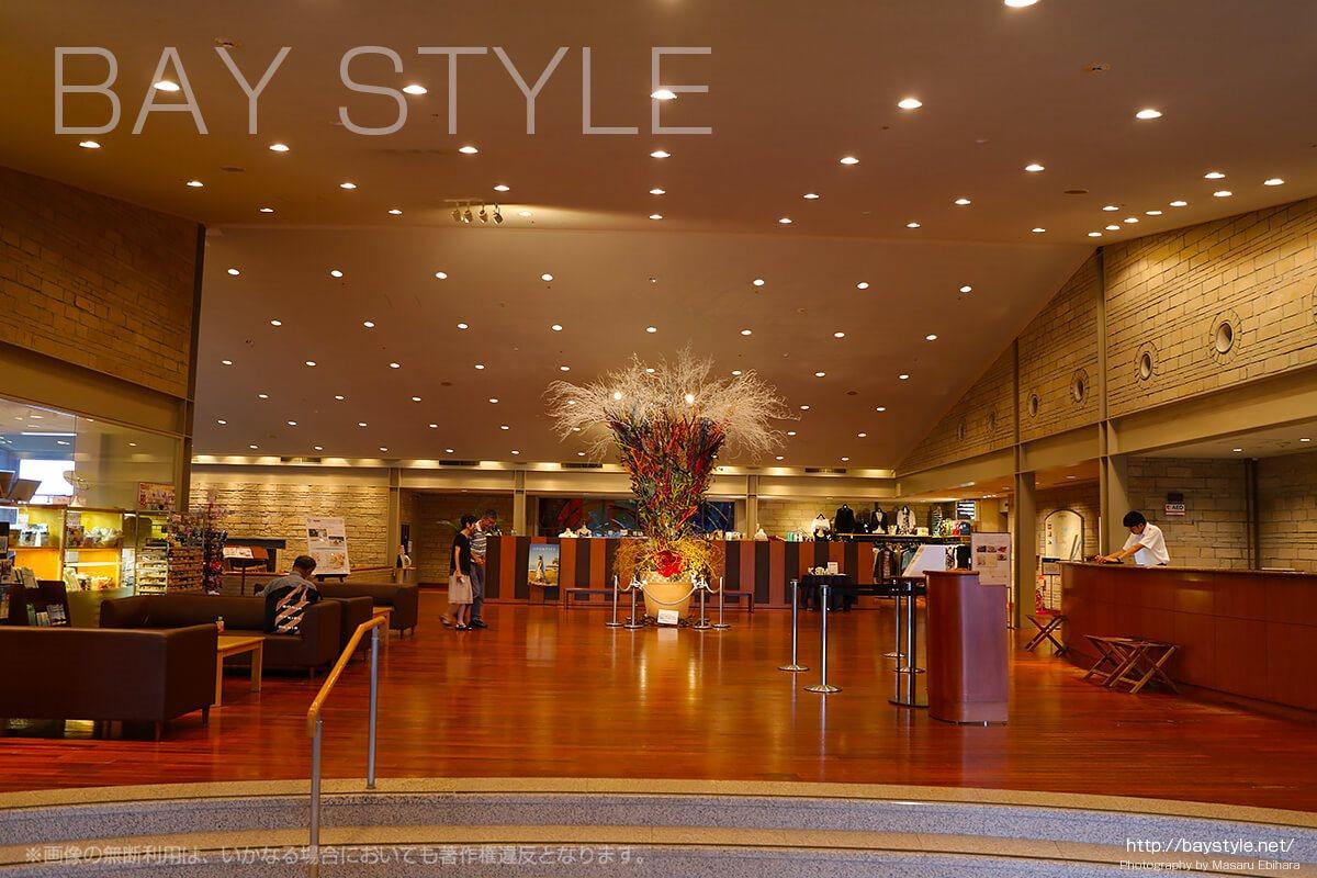 鎌倉プリンスホテルは鎌倉にも江ノ島にもアクセス可能な人気のホテル