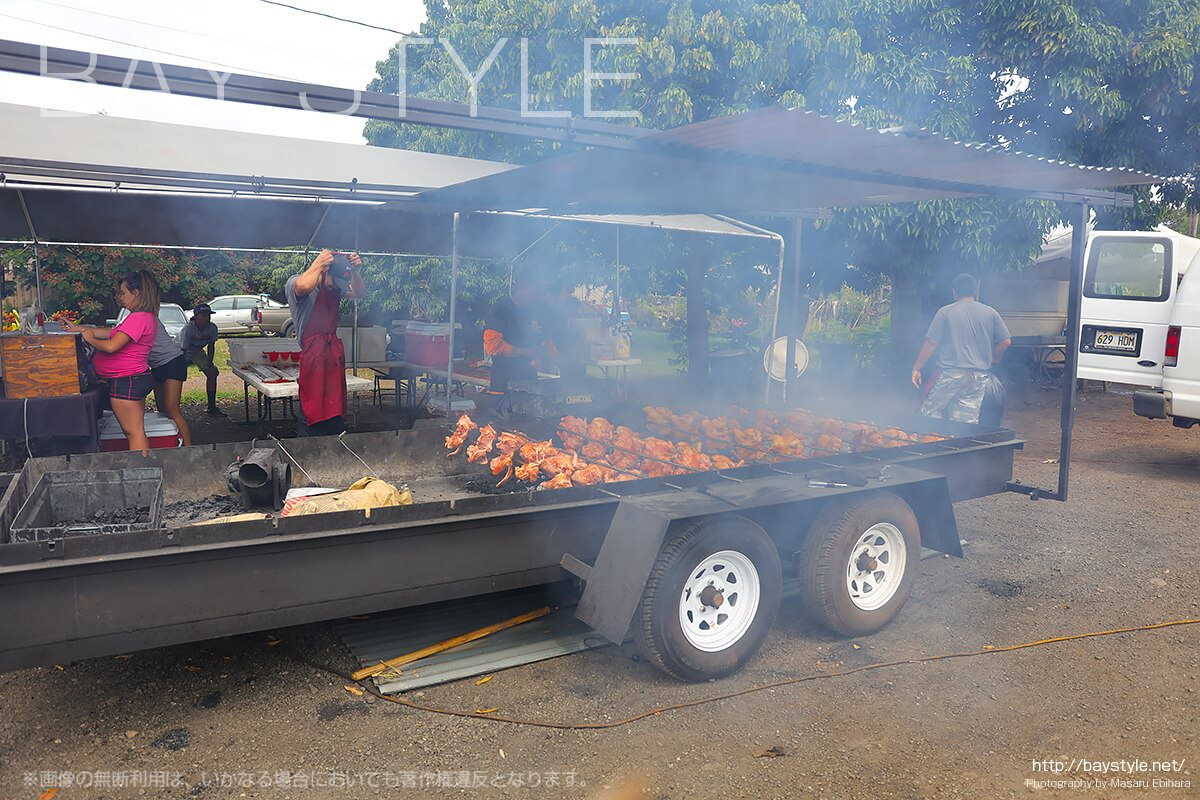 本家ハワイハレイワのRay's Kiawe Broiled Chicken