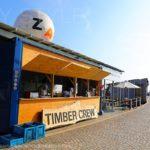 TIMBER CREW(ティンバークルー)、江ノ島東浜のカフェ