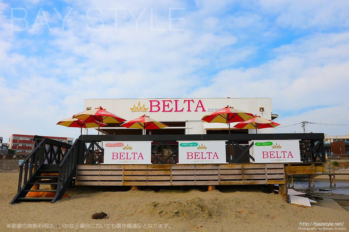 BELTA BAR RESORT(ベルタバーリゾート)、由比ヶ浜でバーベキューができる海の家
