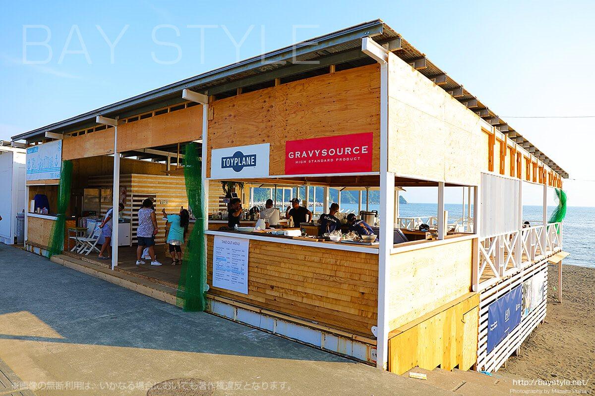 エルカンティーナ、外苑前の人気店が出す江ノ島西浜海の家