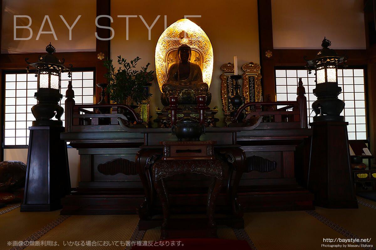 釈迦牟尼坐像