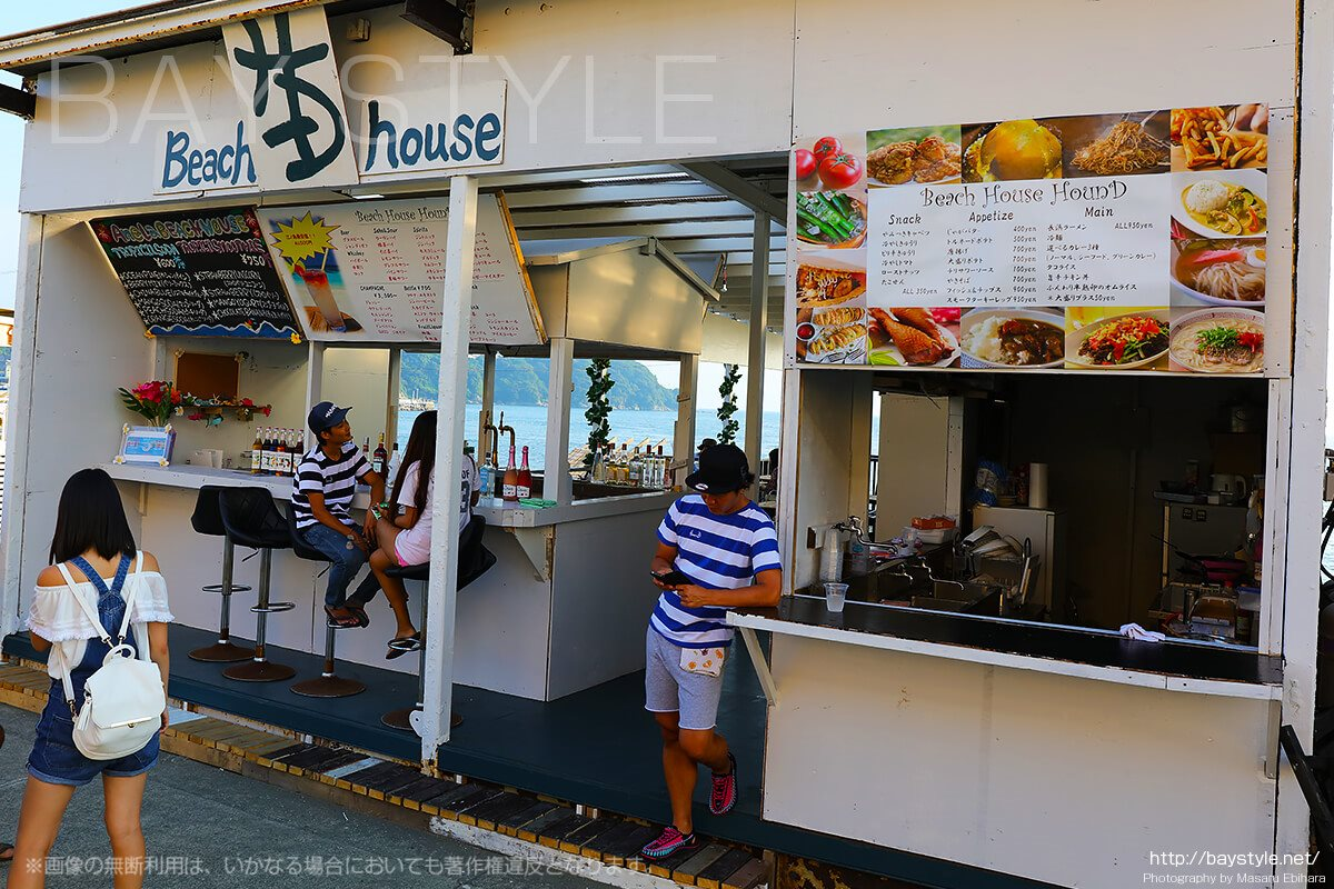 HounD(ハウンド)、江ノ島西浜海の家