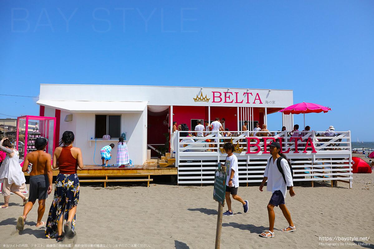 BELTA(ベルタ)海の家