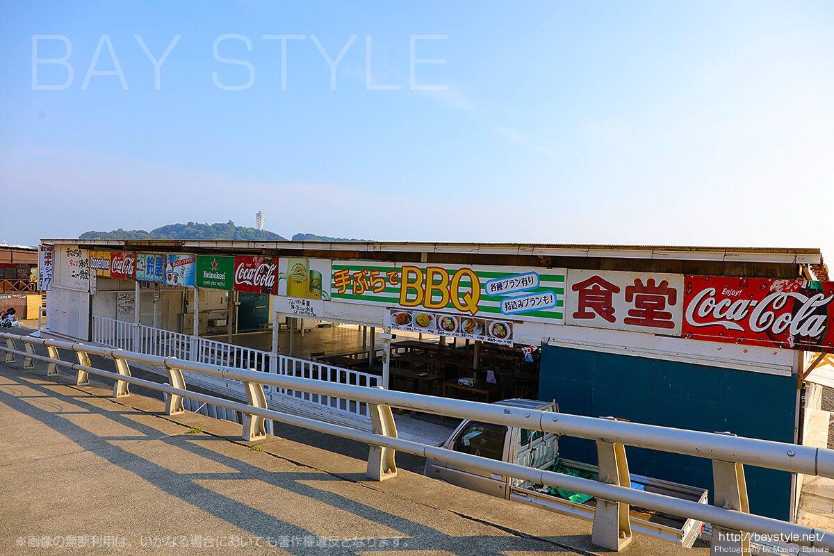 ニュー鈴谷、江ノ島西浜海の家