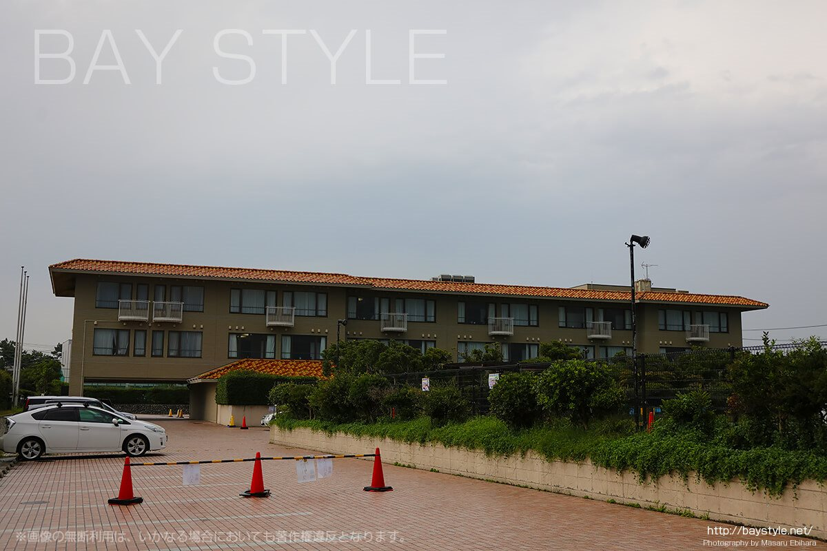 KKR鎌倉わかみや由比ヶ浜方面からの外観