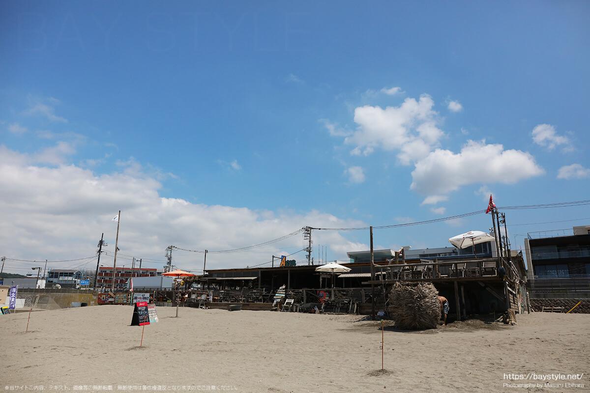 Asia、鎌倉由比ヶ浜海の家