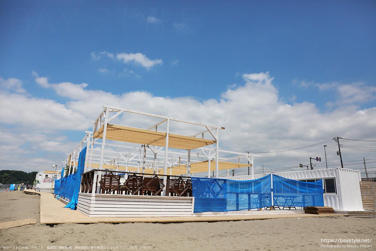 かまくら横丁、鎌倉由比ヶ浜海の家