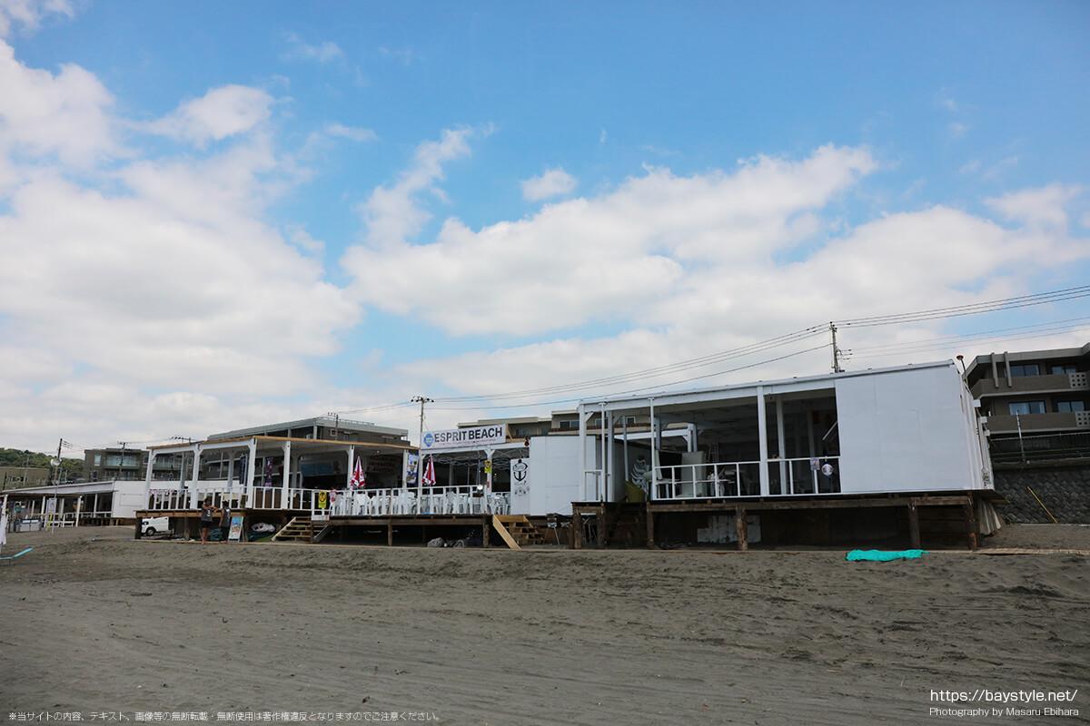 ESPRIT BEACH、鎌倉由比ヶ浜海の家