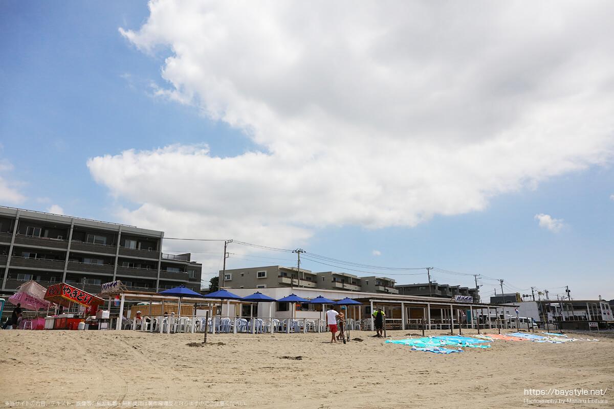 パパイヤ、鎌倉由比ヶ浜海の家