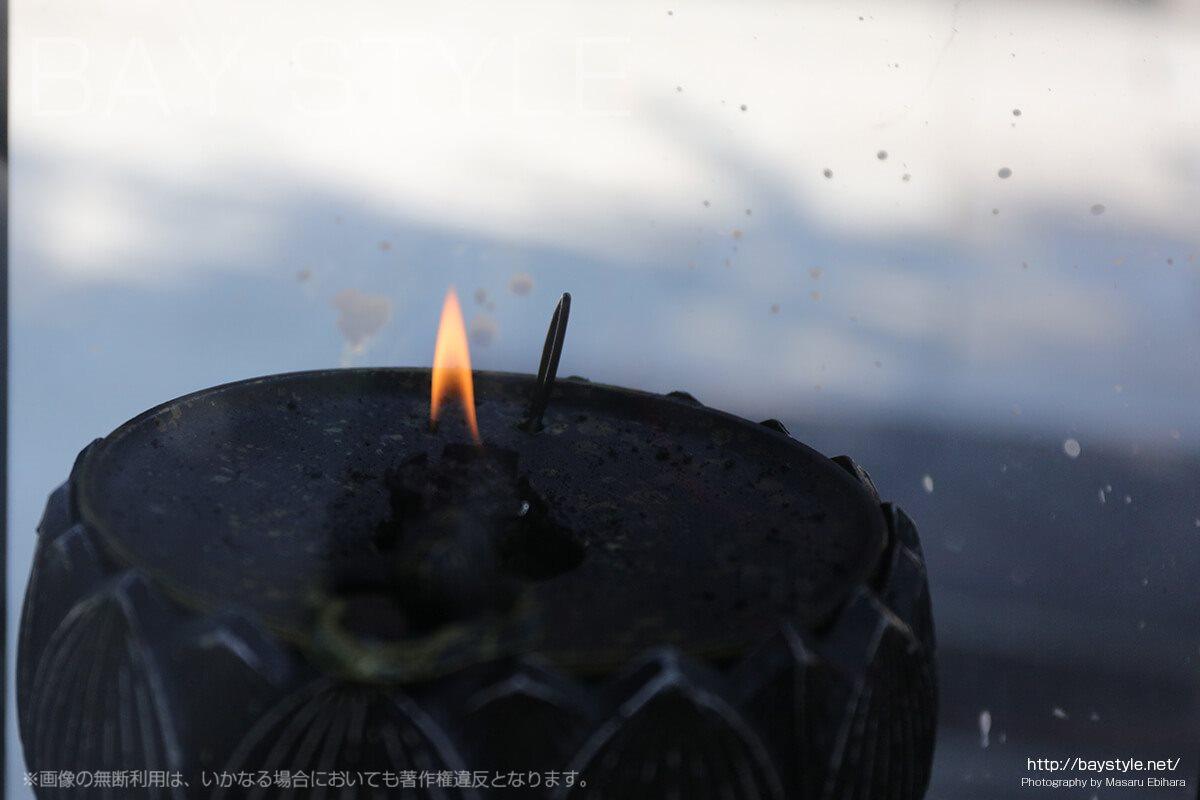 建長寺お焼香場所