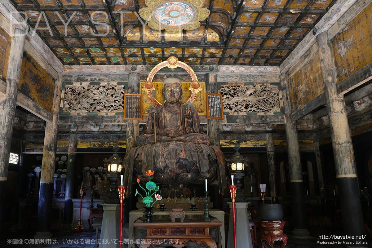 建長寺仏殿本尊地蔵菩薩