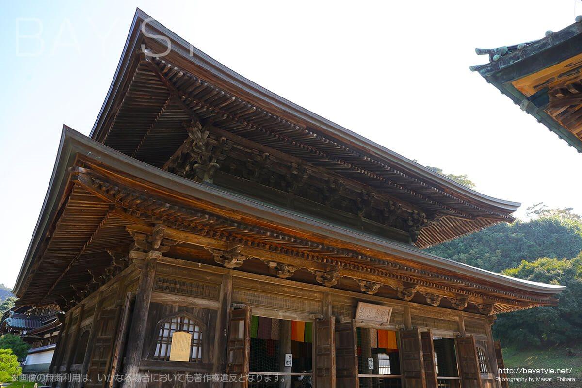 建長寺法堂(重要文化財)