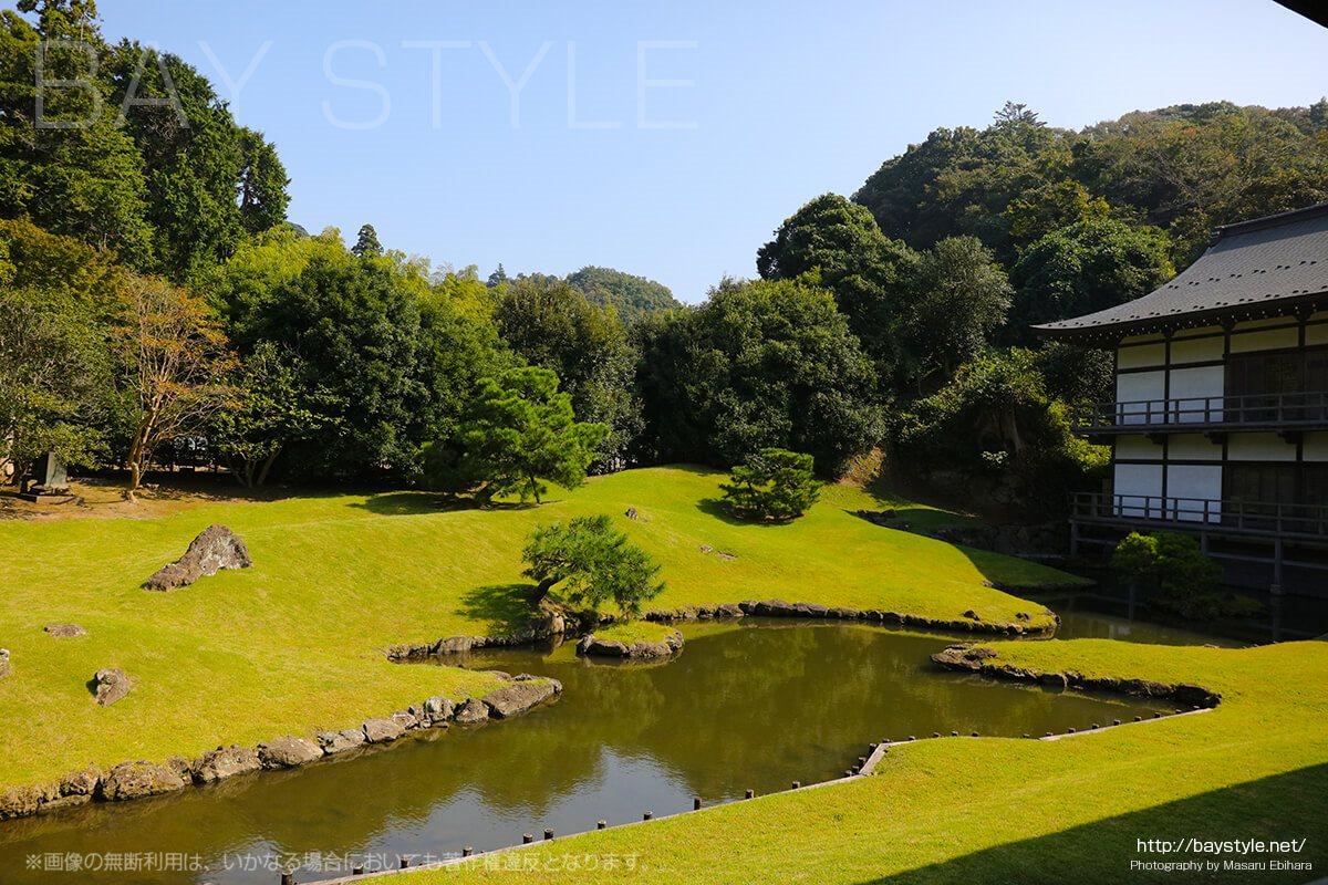龍王殿・万丈の庭園
