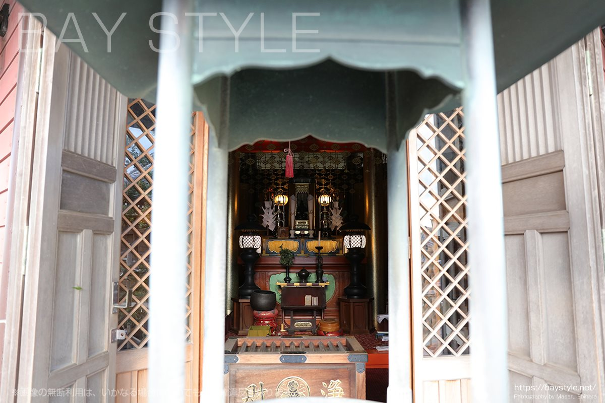 本覚寺のえびす様