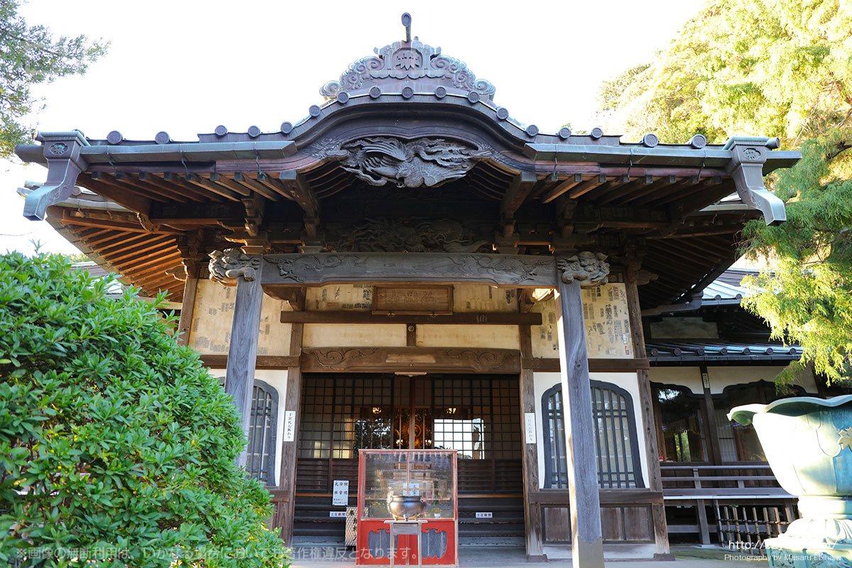 鎌倉安養院は、北条政子の法名が付いたお寺