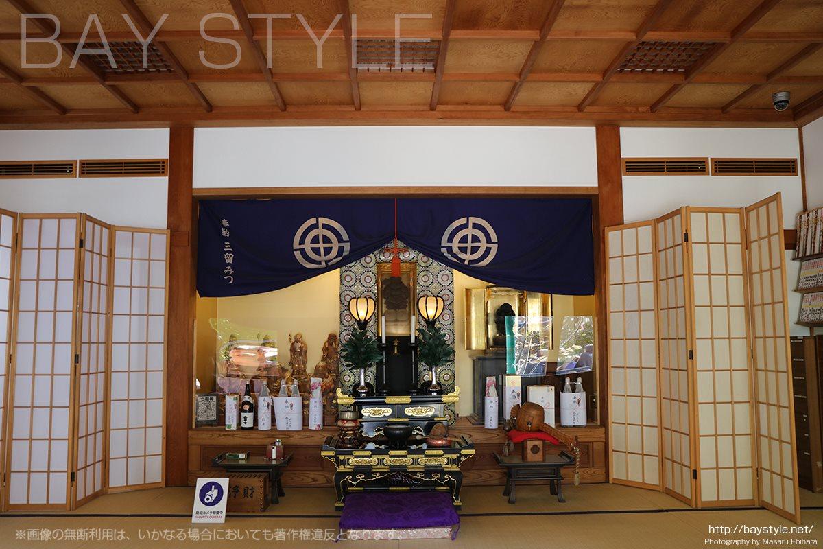 長谷寺の大黒堂