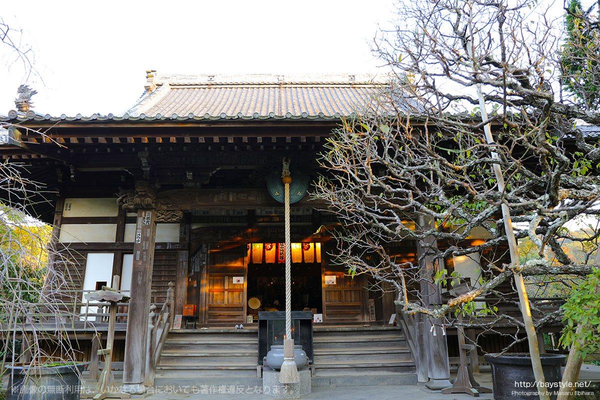 宝戒寺は聖德太子が祀られた美しい萩の寺