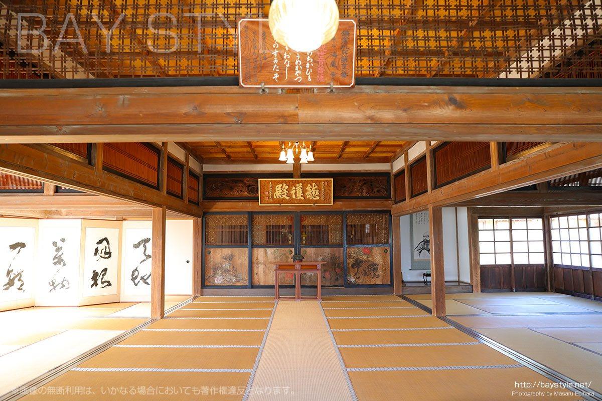 海蔵寺の本堂