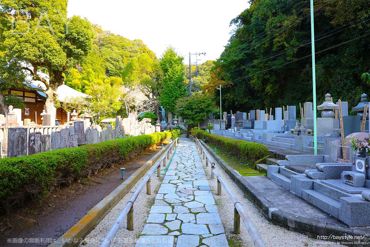 光触寺の入口