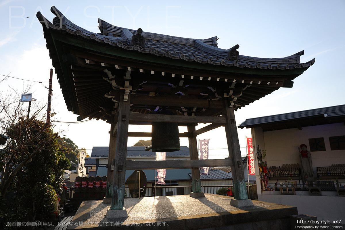 満福寺の鐘