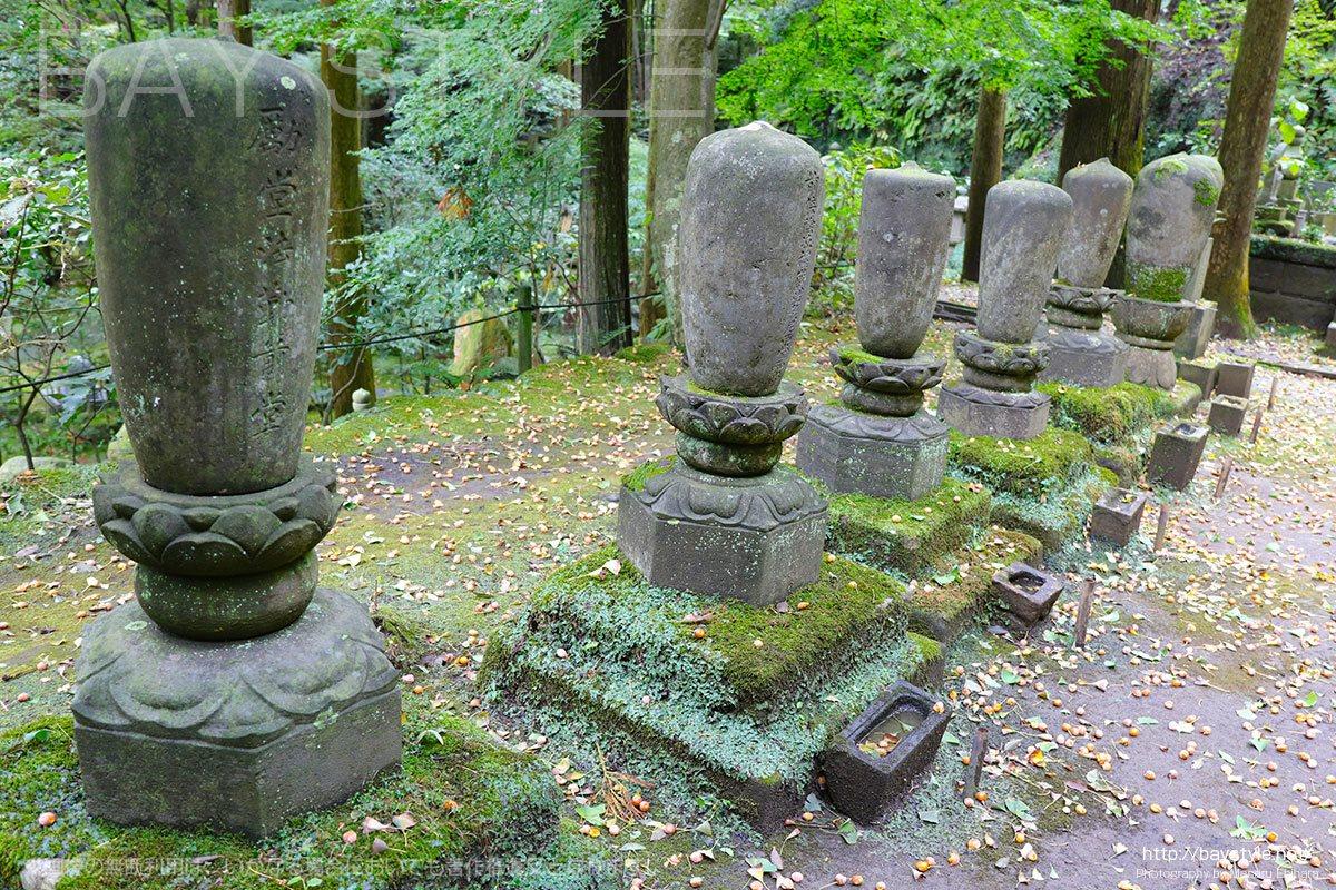 後醍醐天皇の皇女の御墓