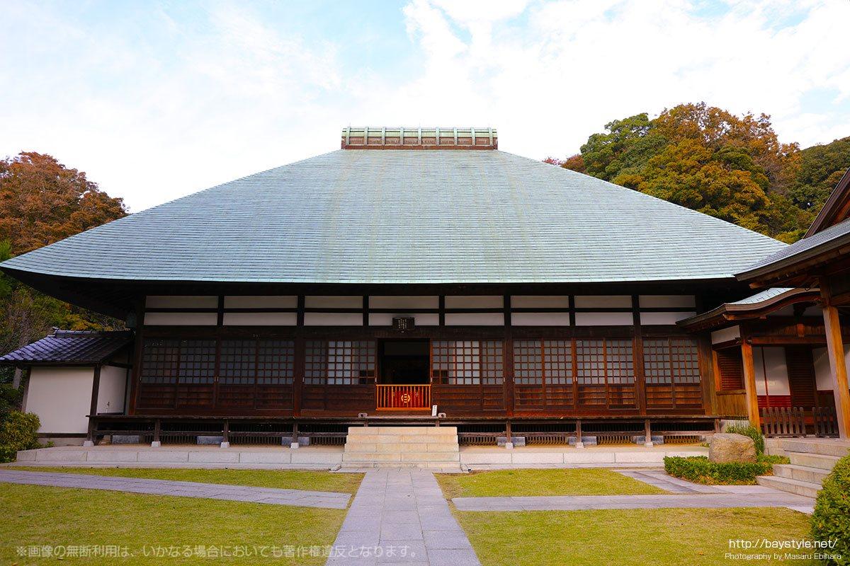 浄妙寺は枯山水の庭でお茶が楽しめる休憩場所に最適なお寺