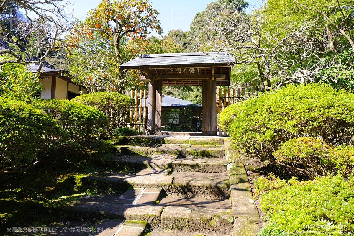 七福神の布袋尊が祀られている場所の入口
