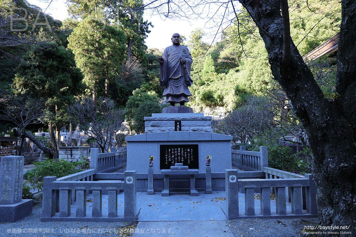 日蓮聖人の仏像