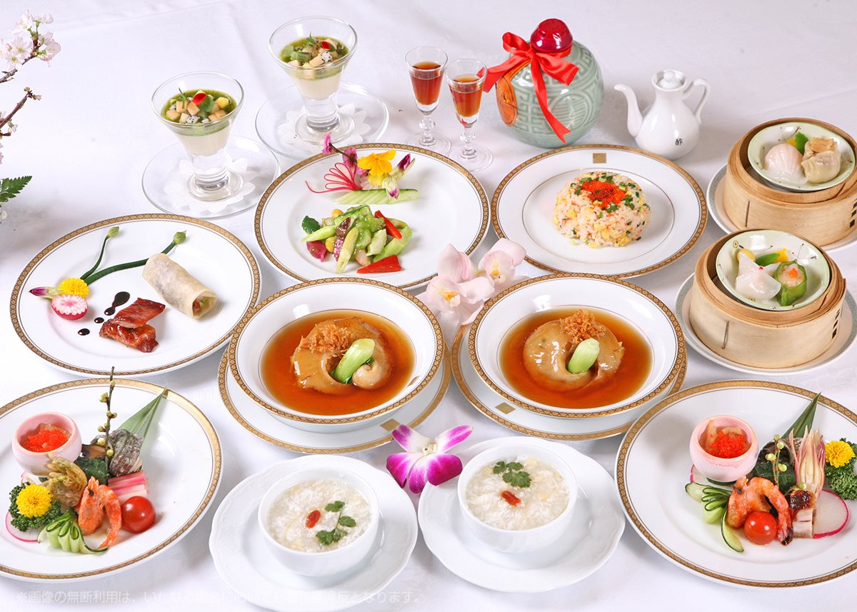 日本一美味しい本格中華の盤古殿、盤古茶屋は宴会がおすすめ