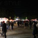 鶴岡八幡宮深夜の初詣