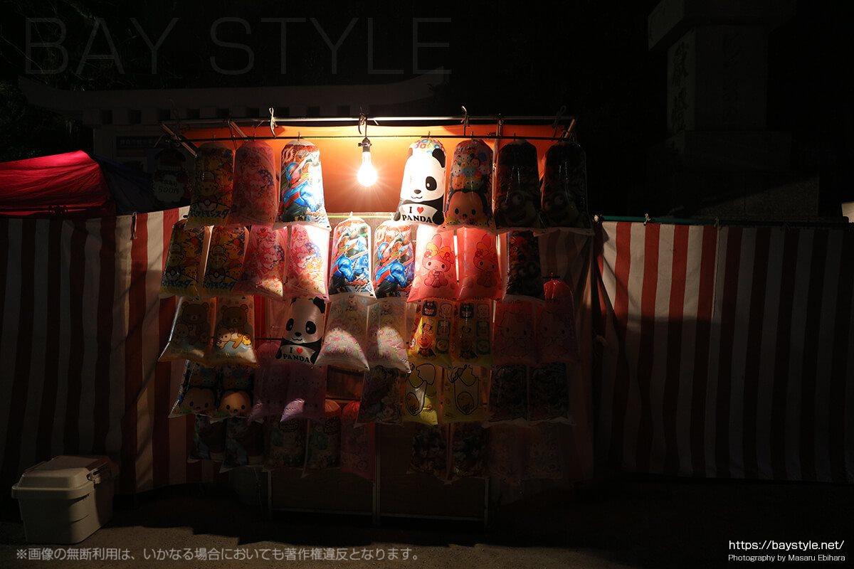 鶴岡八幡宮の屋台