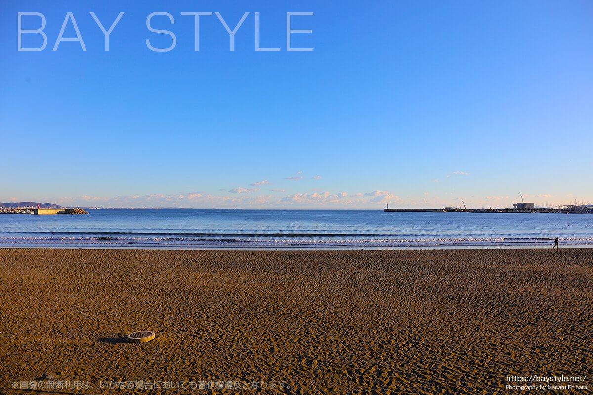 江ノ島東海岸ビーチの特徴