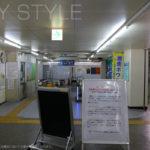 湘南江ノ島駅のロッカーの場所