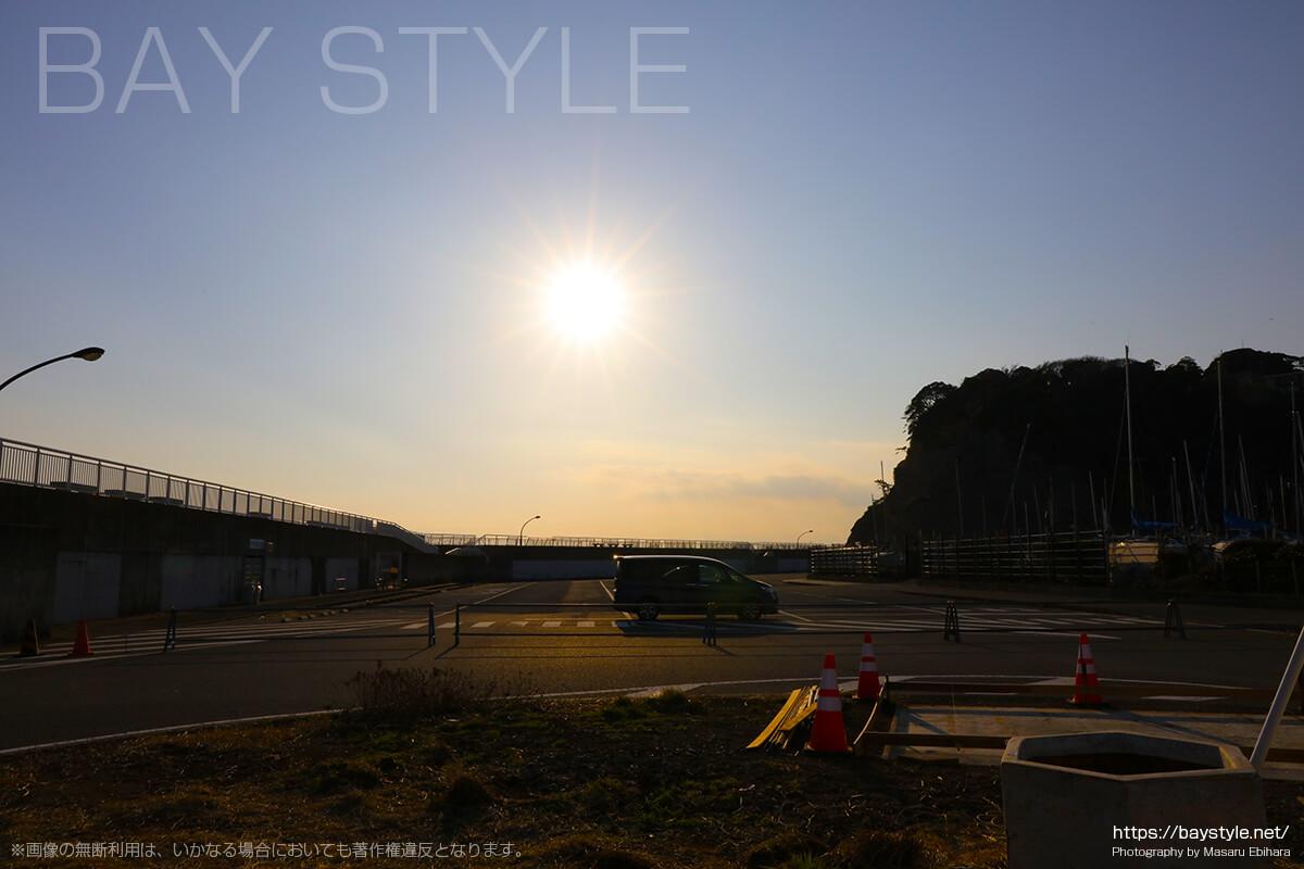 江ノ島、島内周辺の駐車場