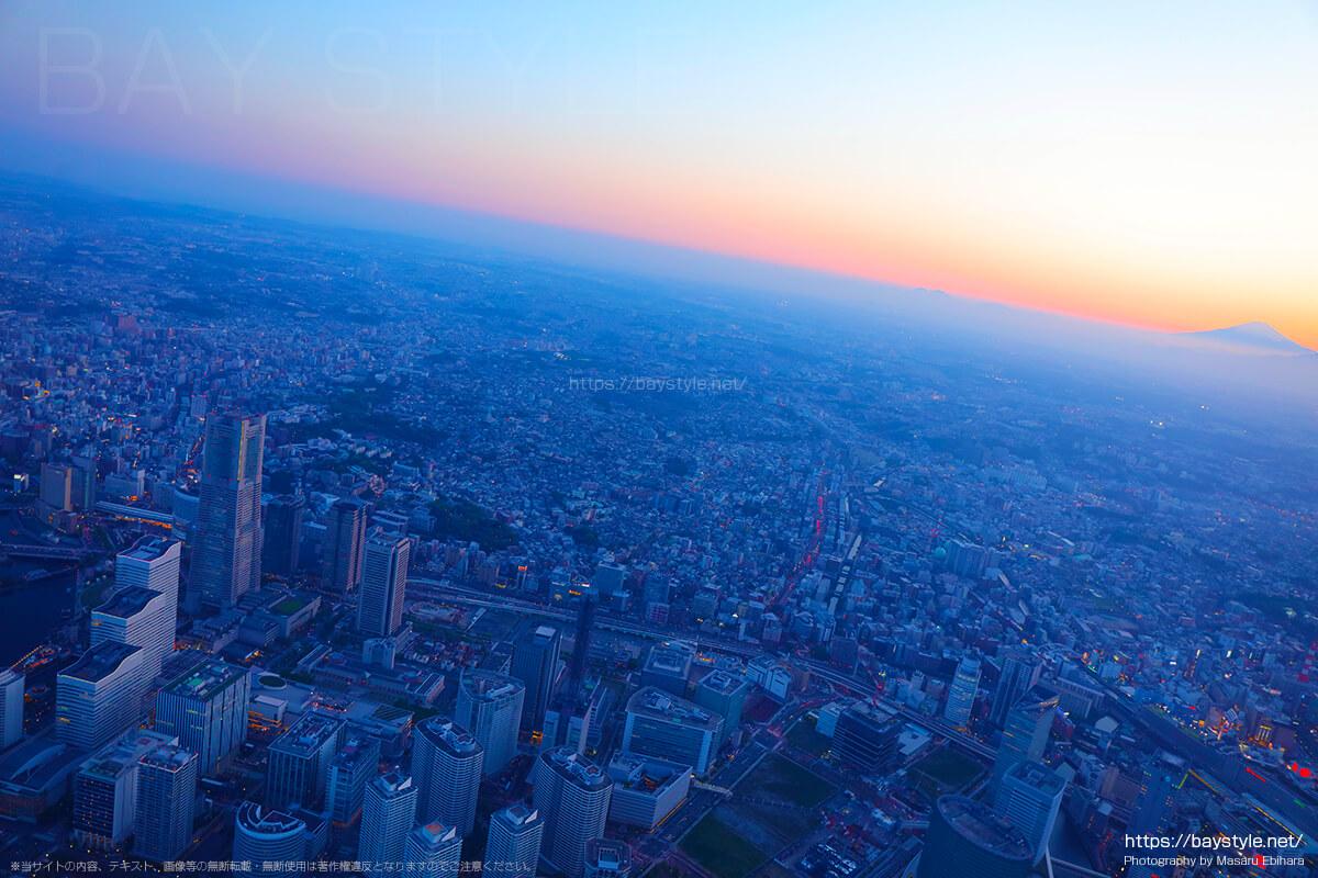 上空からの眺め