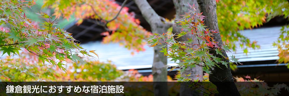 鎌倉のホテル比較