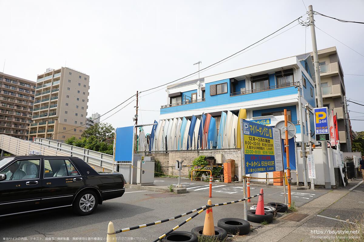 マイパーキング江ノ島駐車場
