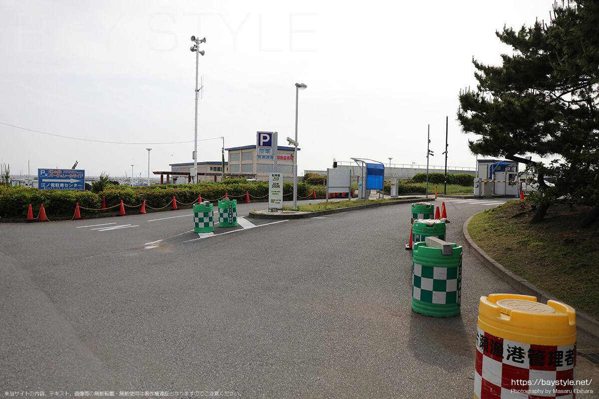 江ノ電駐車センター駐車場
