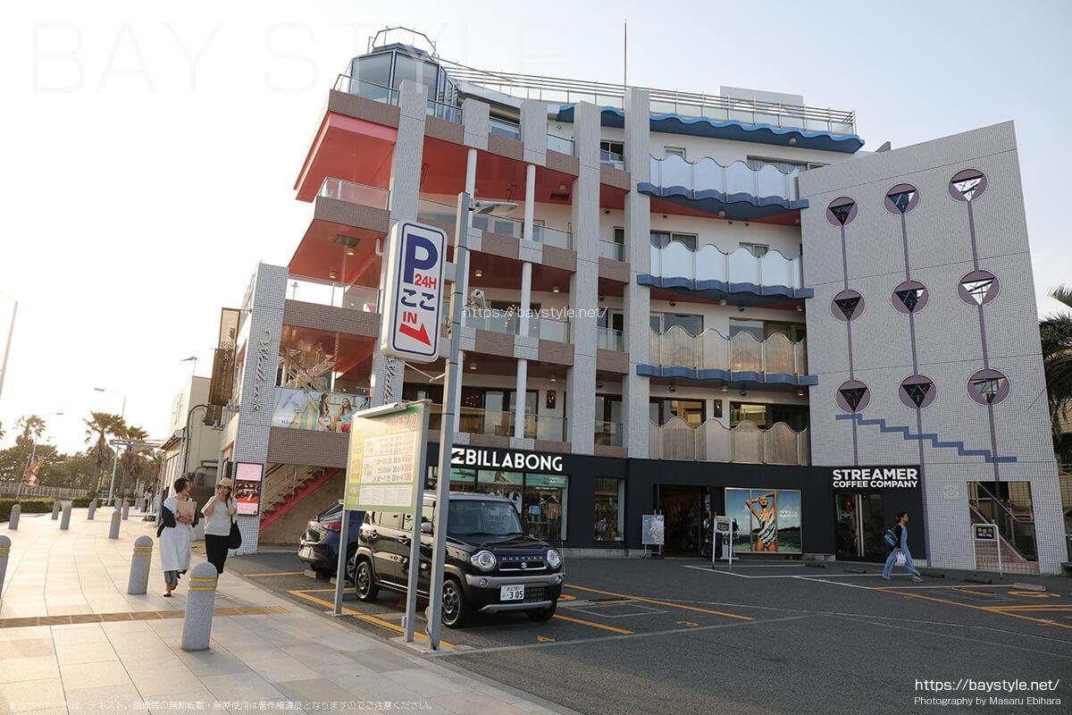 グリーンパーク片瀬江ノ島駐車場