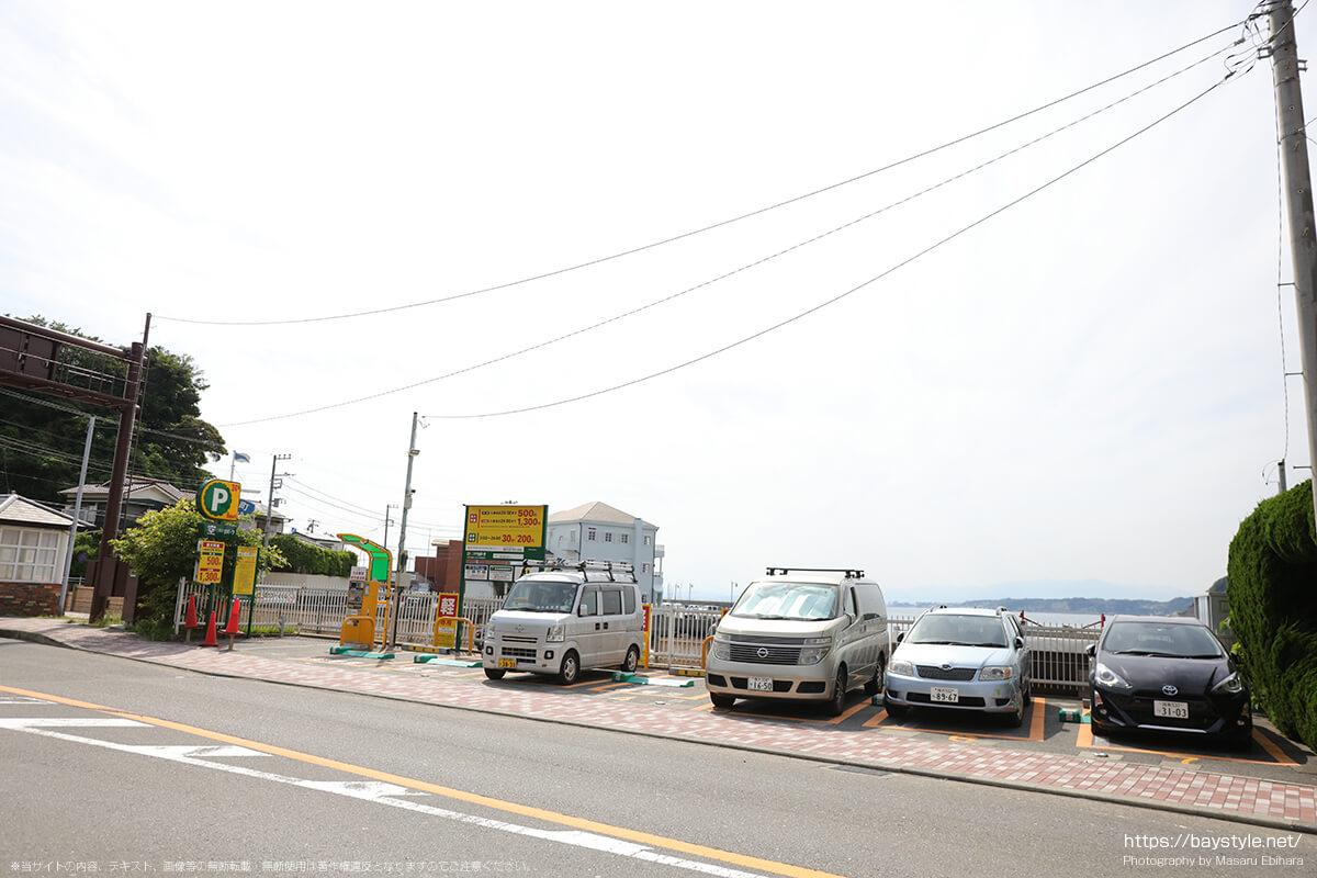 三井のリパーク葉山町あぶずり駐車場