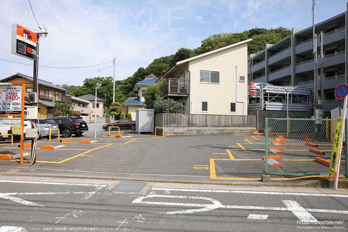 ナビパーク桜山第1駐車場