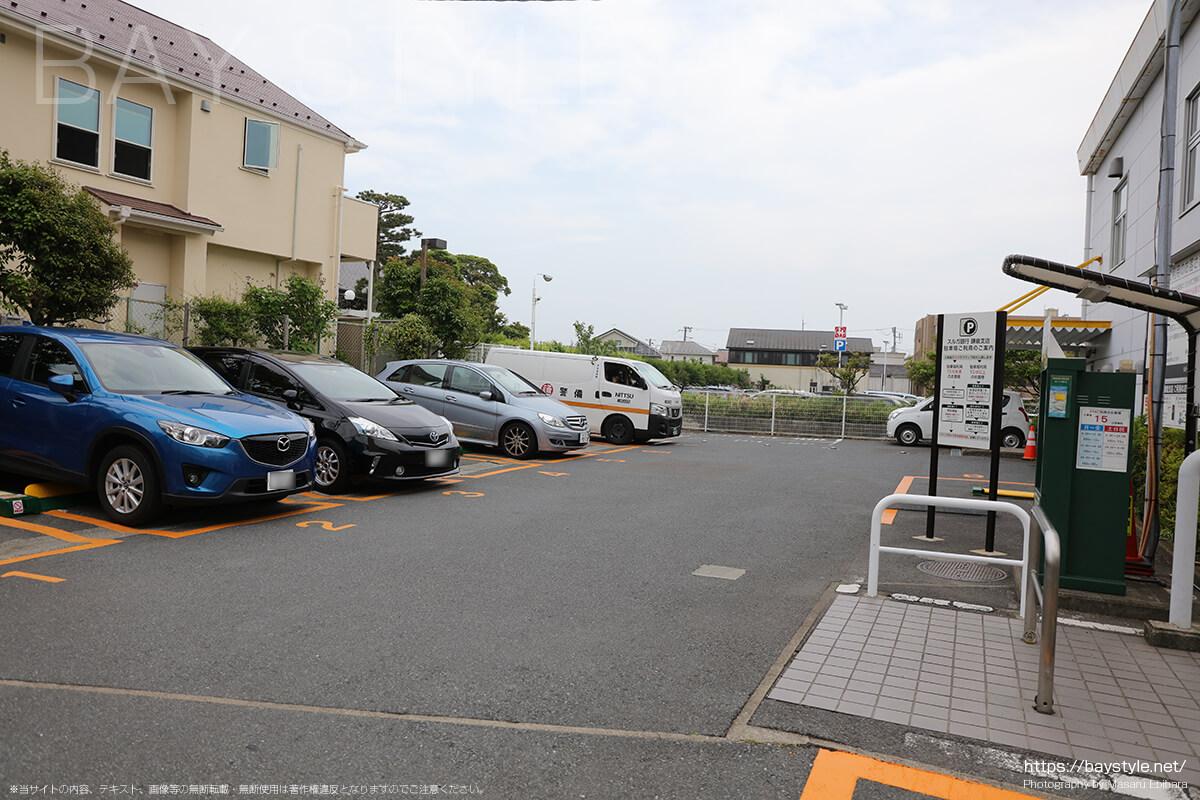 三井のリパークスルガ銀行提携駐車場